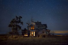 Photograph Past Life by Ben Canales on 500px (AHH! IT LOOKS LIKE ED AND AL'S HOUSE FROM FMA!)