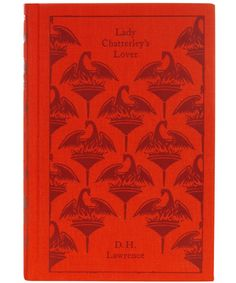 Lady Chatterley's Lover Hardback classic, D. Dh Lawrence, Just Love, Inspire Me, Book Worms, Liberty, Icons, Club, Tv, Reading