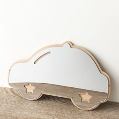 Wood Acrylic Cartoon Mirror Sticker Props Kids Room Wall Home Decoration Lovely Baby Room Decor, Wall Decor, Kids Mirrors, Baby Mirror, House Chores, Mirror Stickers, Acrylic Mirror, Wood Burning Art, Geometric Art