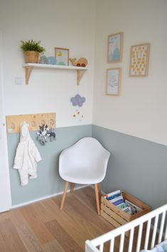 Boy Toddler Bedroom, Toddler Rooms, Baby Bedroom, Kids Bedroom, Nursery Wall Decor, Baby Room Decor, Nursery Room, Boy Room, Baby Room Design