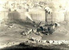 Old  Steam Shovel Coal Mining, near Cadiz, OH