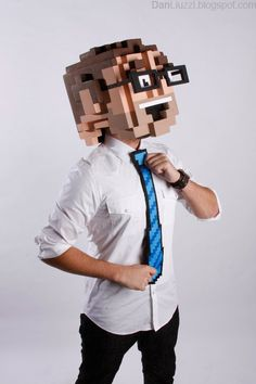 #8bit #mask #pixel // pinned by @Patrick Welker