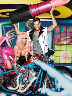 MAC Ricky & Nicki for