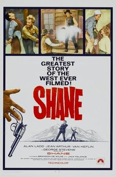 Movies I've Seen This Year - Shane (1953)