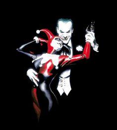 The Joker & Harley Quinn - True Love.