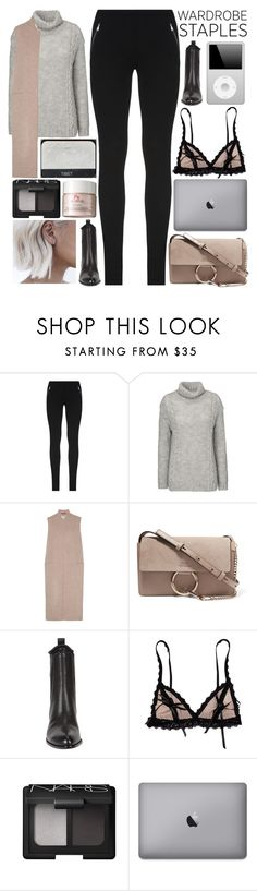 """Leggings / 138"" by dddawn ❤ liked on Polyvore featuring Emilio Pucci, Woolrich, Acne Studios, Chloé, Alexander Wang, Hanky Panky, NARS Cosmetics and Prescriptives"