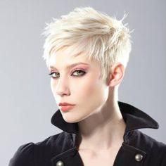 Tolle Kurzhaarfrisuren für Frauen, die sich trauen sich von anderen zu unterscheiden! - Neue Frisur