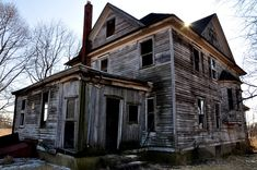 Haunted Places In Upstate NY | OLD BUILDINGS AND HOUSES