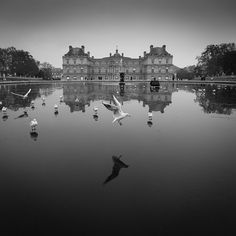 Discover Paris on foot Tour Eiffel, Monuments, Paris Garden, Paris Architecture, Luxembourg Gardens, France, Serenity, Louvre, River