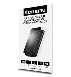 iPhone X mySCREEN Tempered Glass Screen Protector ✅ 9H hardness - Super tough glass that protects your screen ✅ Ultra thin - so thin you'll hardly even notice it! ✅ Anti fingerprint - fingerprint resistant oleophobic (oil repellent) coating ✅ Anti shatter - Screen protector stays in one piece if damaged ✅ Ultra clear - 99% transparent so all you see is what you're meant to see