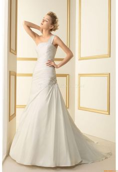 Vestidos de noiva Luna Novias 127 Taylor 2013