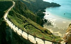 See the view and breath the best air in the world!  Sark Island, where you're body well be rejuvenated...