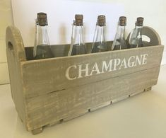 This stunning Champagne Cooler includes a plastic inner to contain ice. Champagne Cooler, Storage, Kitchen, Decor, Purse Storage, Cooking, Decoration, Larger, Kitchens