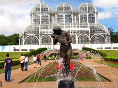 Palacio de Cristal, Curitiba