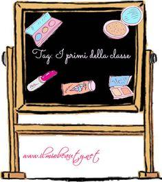 Tag: I primi della classe  Quali sono i vostri prodotti makeup primi della classe? I vostri preferiti in assoluto? partecipate al #tag i primi della classe #ilmiobeautytag Leggete le domande e le mie risposte qui http://www.ilmiobeauty.net/primo-piano/tag-i-primi-della-classe/