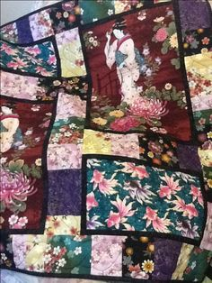 Oriental Quilt Patterns - My Patterns | ORIENTAL QUILTS ... : oriental fabrics for quilting - Adamdwight.com