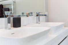 Twin basin vanity in Christchurch