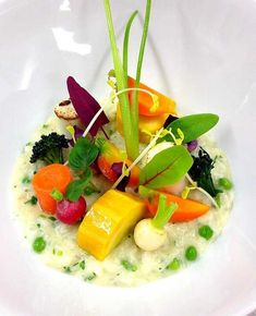 @bewie92 - Vallum farm vegetable rissotto Sept/Oct #FeedYourEyes