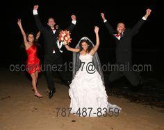 Caracol Che, in Rincon, Puerto Rico, Destination wedding photo shoot