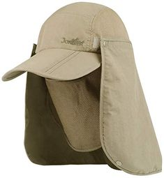 e286808644e Shop Taslon UV Folding Bill Cap Khaki and discover a large selection of  Men s Sun Hats at affordable prices.