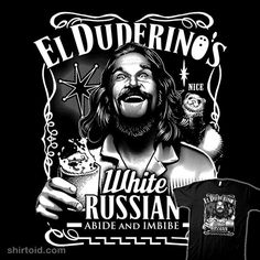 The Dude's White Russian