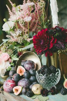 Summer Themed Wedding Centerpieces - Wedding Party