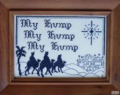 """My hump my hump my hump"" by Steotch"