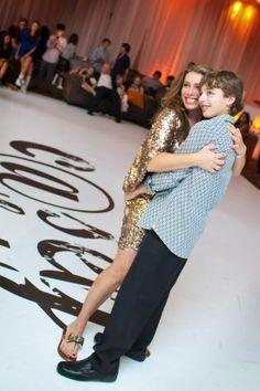 Casey Kamiel's Bar Mitzvah first dance