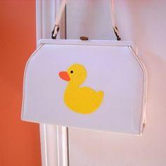rubber duck purse - Google Search