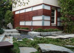 Modern Landscaping by SQLA Inc #modern landscaping