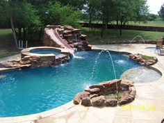 #Pools #Backyard #Outdoors #TropicalDesigns