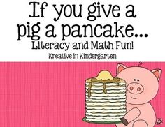 Pig Crafts, Easy Crafts, Fun Math, Math Activities, Cut And Paste, Dry Erase Markers, Word Families, Classic Books, Creative Writing
