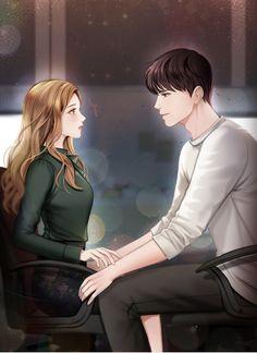 Fantasy Couples, Romantic Anime Couples, Romantic Manga, Cute Couples, Cute Couple Art, Anime Love Couple, Anime Couples Drawings, Anime Couples Manga, Anime Love Story