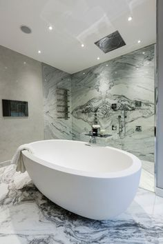 Master craftsmen have used marble for many years to make the most amazing of palace ceilings, walls, and floors, driven by the urge to express the homeowner's wealth and social power, and to impress his visitors. Nowadays, marble is more of a conventional choice that suits all types of homes, particularly applied in bathrooms and …