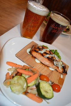 Barley and Hops Grill & Microbrewery - Frederick, MD | Dine Out, Maryland! March 2015 Spotlight | Frederick's only active brew pub!