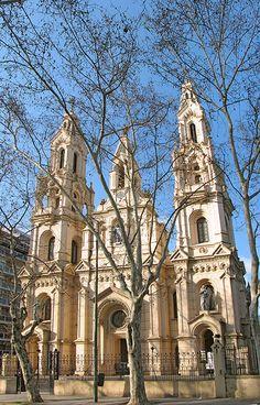 Iglesia Santa Felicitas.Barracas BS.AS.