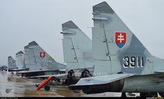 Slovakia -  Air Force 3911 aircraft at Sliač photo