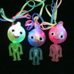 glow in the dark aliens $1.25 each