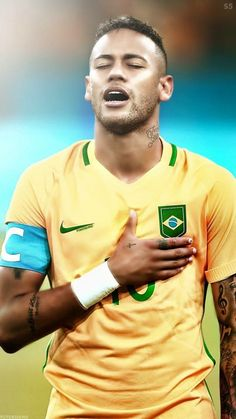 Brazil Football Team, Fifa Football, Football Is Life, Steven Gerrard, Neymar Jr, Psg, Premier League, Neymar Brazil, Russia 2018
