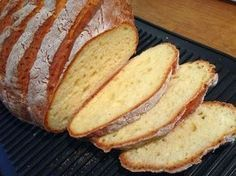 Cooking Bread, Easy Cooking, Bread Baking, Love Food, A Food, Food And Drink, German Bread, Bread Bun, Pinterest Recipes