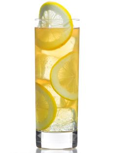Sweet Lemon Soda 1.5 oz Hennessy V.S .75 oz St Germain .5 oz Simple Syrup .5 oz Fresh Squeezed Lemon Juice Top with Sprite...