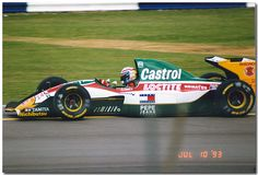 Alex Zanardi Lotus Ford All of photographs published here are copyright © Anthony Fosh All Rights Reserved. F1 Lotus, F1 Drivers, Indy Cars, Car And Driver, Vintage Racing, Auto Racing, Grand Prix, Cool Cars, Race Cars