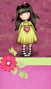 gorjuss tune to fly Cute Images, Cute Pictures, Cute Wallpapers, Wallpaper Wallpapers, Clipart, Cute Art, Art Girl, Paper Dolls, Painted Rocks