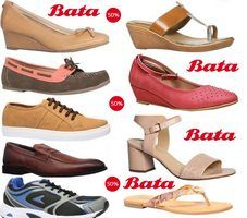 Bata Loot Sale Flat 50% Off on Shoes, Sandals online at Bata