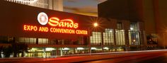 Sands Expo in Las Vegas. We know this venue well. We have deliver and set up Plant Rental and Floral Arrangements here.