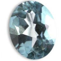 Premium quality sparkling Topaz gemstone are up for sale at our online store. Buy online the beautiful Brazil originated sky blue colored oval topaz gems in regular cut.