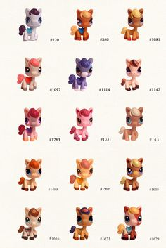 Most Valuable Rare Littlest Pet Shop Pets List Thrifty Thursday