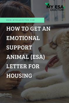 Under the Fair Housing Act (FHA), you can live with your emotional support animal in a rental apartment. Your landlord can ask you to show the ESA letter, but can't deny you housing just because you are owning a puppy or kitten. However, you are responsible for your assistance animal's behavior. Click to know more.