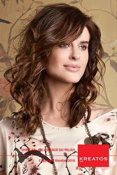 Kreatos kappers - hair women 2016 - Les oiseaux du palais - beauty, hair & fashion