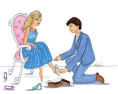 Hey, I found this really awesome Etsy listing at https://www.etsy.com/listing/254808145/cinderella-art-printcinderella